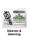 Photo Sleeves
