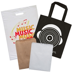 Store Bags for Music Stores