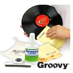 Groovy® CLEANER Record Care Products