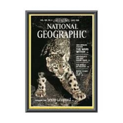 National Geographic Magazine Frames