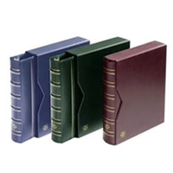 Currency Binders and Pages