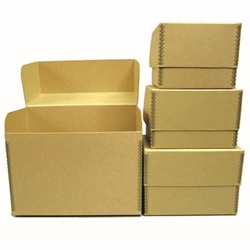 Archival Photo Storage Boxes