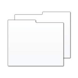 Spacers &Divider Cards for Photo Storage Boxes