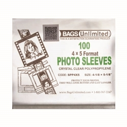 Sleeves for Photos