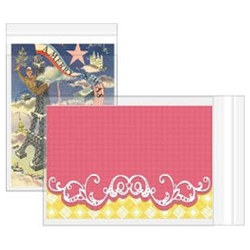 Sleeves for Packaging Sets of Greeting Cards