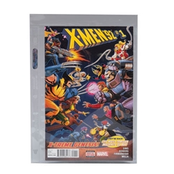 Binder Pages for Comic Books