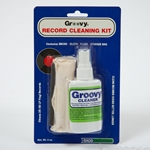 Groovy Record Cleaning Kit - for Vinyl Records
