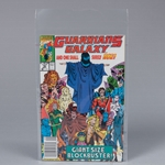 Regular Marvel Comic Sleeve- Resealable Flap