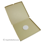 "10"" Audio Tape Reel BOXES  for magnetic audio tape."