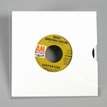 POLYESTER (Mylar) Sleeve 4mil for 45 rpm Records