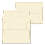 A2 Cream Linen Envelopes