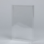 Crystal Clear Box Protector for Disney VHS Clamshells
