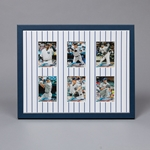 "14 x 11"" Frame Kit for Displaying  Six Trading Cards"