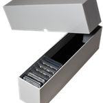 Certified Coin Storage Boxes
