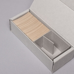 Trading  Card Archival Box Spacer