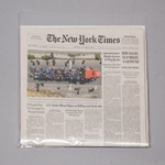 New York Times Newspaper Sleeve.