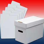 Buy Boxes get <b><font color=red>FREE</b></font> Divider Cards