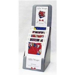 Jiffy Wrap Counter Display