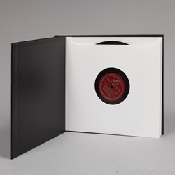 78 rpm Record BINDER