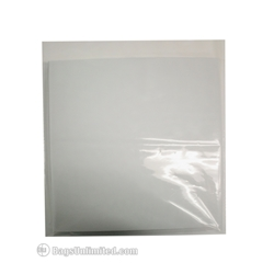 "10"" Reel Box Polyethylene SLEEVES with 2"" flap."