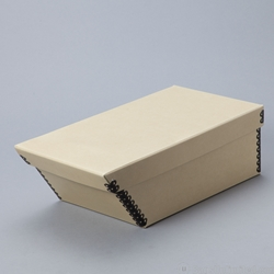 STEREOVIEW CARD Storage Boxes with slant front