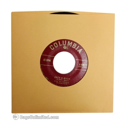 7'' GOLD Paper Sleeve