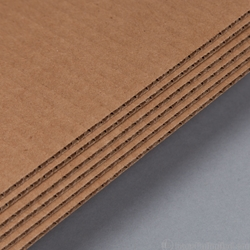 Corrugated Pads for Multi-depth Mailers