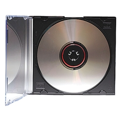 "Ultra Slimline CD Case. 3/16"" Thick."