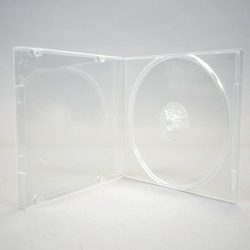 POLY Single Slimline CD Case