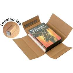 DVD Mailer - Holds 2 or 3 DVD Cases