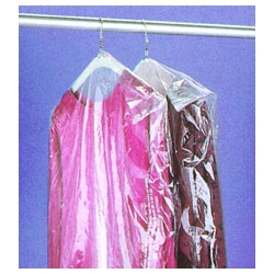 Garment Bag on a Roll