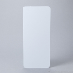 CD Bin Divider Card - WHITE