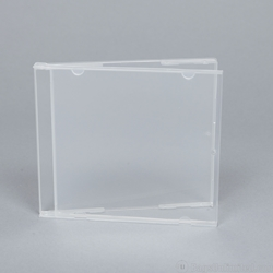 Poly single case- holds tray