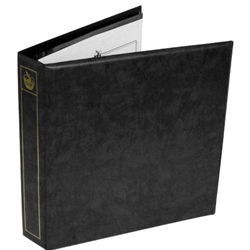 3-RING BINDER for G&K Specialty Binder Pages