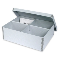 High Capacity Photo Box - Holds 1700 photos