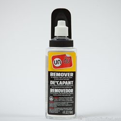 Adhesive Removal for Self-Adhesive items