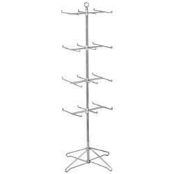 Wire Display Spinner - 4 Tier