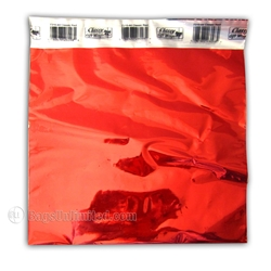 LP/ Calendar CLASSY WRAPS - Self Sealing Poly-Foil Gift Wrap Bag