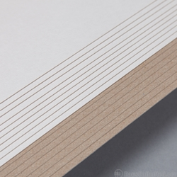 Chipboard FILLER PAD 8-1/2 x 11""