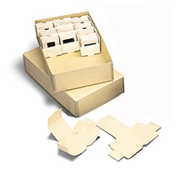 Archival SLIDE STORAGE BOX- - Holds 600 Slides