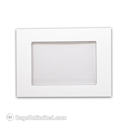 "Paper Photo Frames for 3-1/2 x 5"" or 4 x 5"" Photos"
