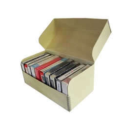 Storage Box for 8-Track Tapes