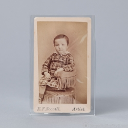 POLYESTER  <b>Sleeves </b> for Carte de Visite CARDS