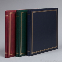 Pioneer Photo Albums. Post style. Magnetic pages.