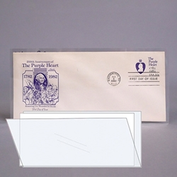 Acid-free Polyester #10 Envelope Sleeve