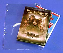 Shrink Bags for DVD Cases