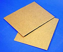 Corrugated Filler Pad  8-3/4 x 11-1/4""